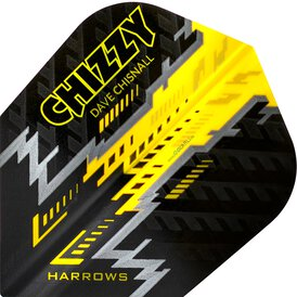 Harrows Dave Chisnall Chizzy Prime Dart Flight speziell...