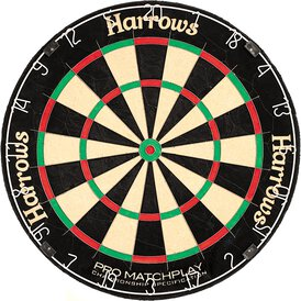 Harrows Pro Matchplay Bristle Dart Board Dartboard...