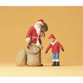 Weihnachtsmann Preiser Figuren 1:43 65335