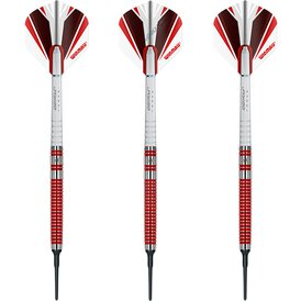 Winmau Soft Darts Overdrive 90% Tungsten Softtip Dart...