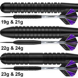 Winmau Steel Darts Apocalypse Brass Messing Steeltip Dart...