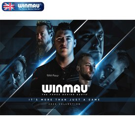 WINMAU 2020 Collection Launch Dart Hauptkatalog 2020