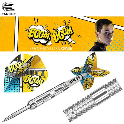 Target Steel Darts Leighton Bennett Gen 1 Generation 1 90% Tungsten Steeltip Darts Steeldart 2019