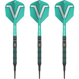 Target Soft Darts Rob Cross Black 80% Tungsten 2019...
