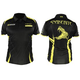 Red Dragon Darts Peter Wright Pro Tour Player Shirt...