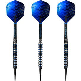 Harrows Soft Darts Paragon 90% Tungsten Softtip Dart...