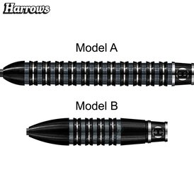Harrows Steel Darts Noctis 90% Tungsten Steeltip Dart...