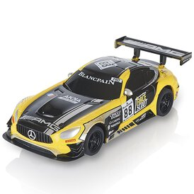 SCX / Scalextric Compact Mercedes AMG GT3 Race Scout #88