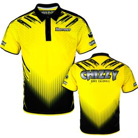 Harrows Darts Dave Chisnall Chizzy Signature Shirt...