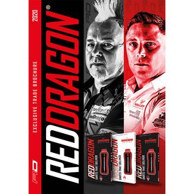 Red Dragon 2020 Product Launch RedDragon Dart Katalog 2020