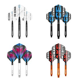 Red Dragon Player Peter Wright Gerwyn Price Shaft-...