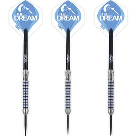 BULLS NL Steel Darts Sebastian Steyer The Dream 90%...