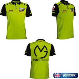 Winmau Darts MvG Michael van Gerwen Pro-Line Player Shirt...