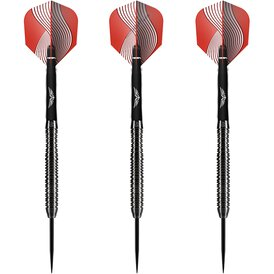 Shot Steel Darts Zen Kyudo 90% Tungsten Steeltip Darts...