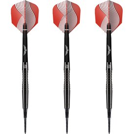 Shot Soft Darts Zen Kyudo 90% Tungsten Softtip Darts...