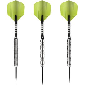 Shot Steel Darts Zen Ki 80% Tungsten Steeltip Darts...