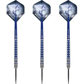 BULLS NL Steel Darts Blue Pegasus Barrel C 95% Tungsten...