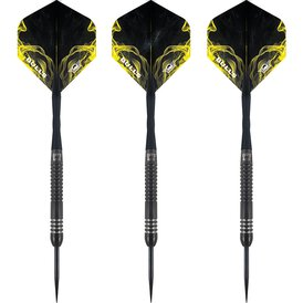 BULLS NL Steel Darts Smoke Sliver 80% Tungsten Steeltip...