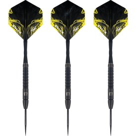 BULLS NL Steel Darts Smoke Black 80% Tungsten Steeltip...