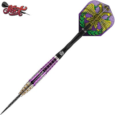 Shot Steel Dart Roman Empire Caesar 95% Tungsten Steeltip Darts Steeldart