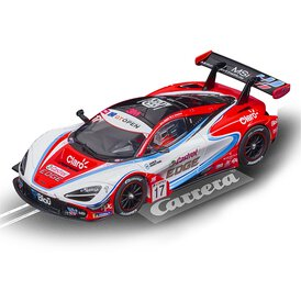 Carrera Digital 132 McLaren 720S GT3 Nr.17 30920