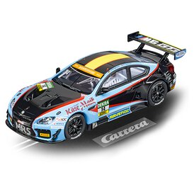 Carrera Digital 132 Auto BMW M6 GT3 Molitor Racing Nr. 14...