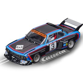 Carrera Digital 132 BMW 3,5 CSL 6h Silverstone 1976 Nr.3...