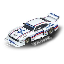 Carrera Digital 132 Ford Capri Zakspeed Turbo Lili...