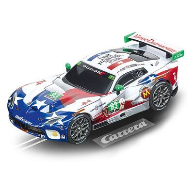 Carrera GO!!! / GO!!! Plus 2015 SRT Viper Ben Keating Team Nr.93 64160