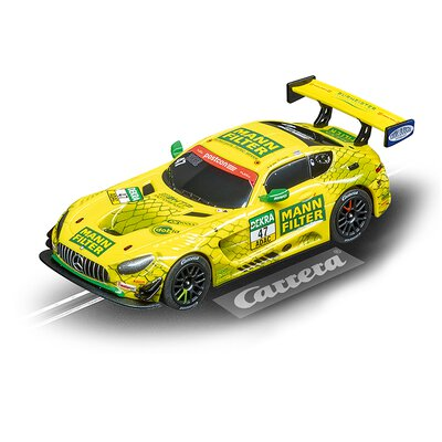 Carrera GO!!! / GO!!! Plus Mercedes AMG GT3 Mann Filter Team HTP Nr.47 64169