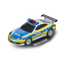 Carrera Digital 143 Auto Porsche 911 Polizei 41441