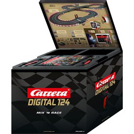 Carrera Digital 124 Rennbahn Mix´n Race Mix and Race...