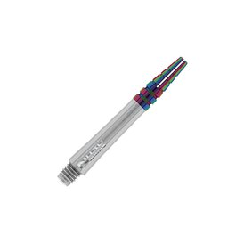 Red Dragon Nitrotech Ionic Shaft 2er Set Weiß S Kurz