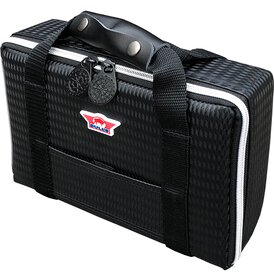 BULL´S NL Ubertas XL Black Carbon Style Case Dartkoffer...