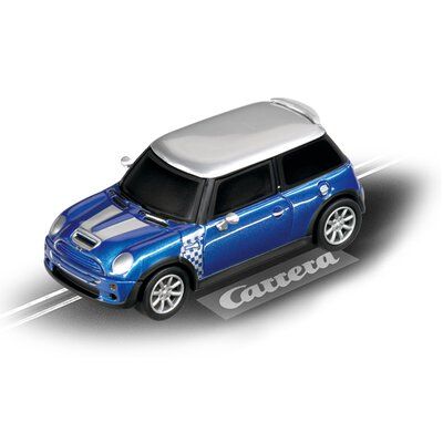 Carrera GO!!! / GO!!! Plus Mini Cooper S Checkmate