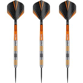 Red Dragon Steel Darts Amberjacks 3 Steeltip Dart...