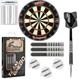 one80 Gladiator 3 Plus BDO Dartboard & Michael...