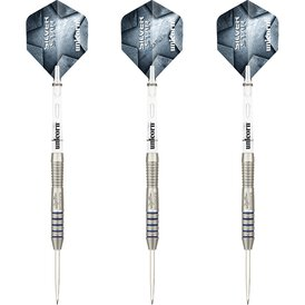 Unicorn Steel Darts Gary Anderson Silver Star Phase 3...