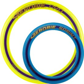 Aerobie PRO Wurfring Flying Ring 32 cm & Aerobie Sprint...