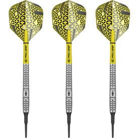 Target Soft Darts Bolide 12 90% Tungsten Softtip Darts...