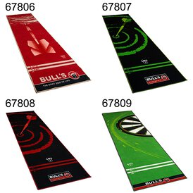 BULLS Dart Carpet-Mat Dartmatte Dartteppich in...
