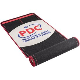 PDC Europe Carpet Dart Mat Dartmatte Dartteppich Carpet...
