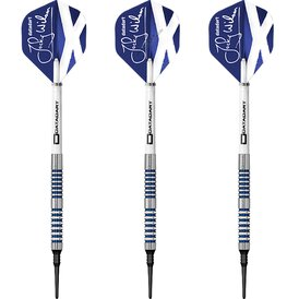 Datadart Soft Darts New Jocky Wilson 95% Tungsten Softtip...