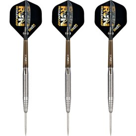 one80 Steel Darts Ron Meulenkamp V2 HD 80% Tungsten...