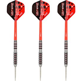 one80 Steel Darts Back J 21 01 VHD 90% Tungsten Steeltip...