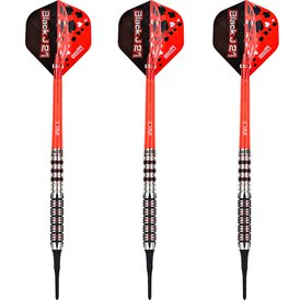 one80 Soft Darts Back J 21 01 VHD 90% Tungsten Softtip...