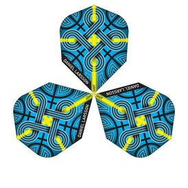 Shot Dart Flights Daniel Larsson Pro Series Dartflights...