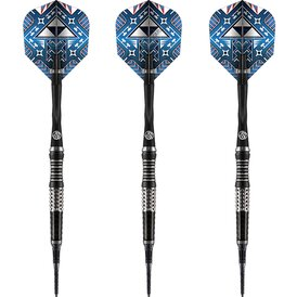 Shot Soft Darts Tribal Weapon Koa 90% Tungsten Softtip...