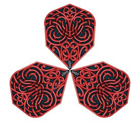 Shot Dart Flights Warrior Kapene Captain Dartflights...