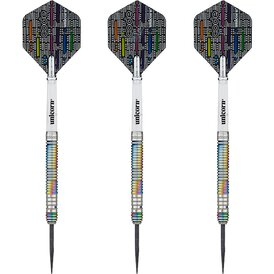 Unicorn Steel Darts Code Michael Smith 90% Tungsten...